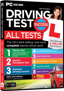 Driving Test Success: All Tests 2013 Edition