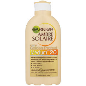 Garnier Ambre Solaire Golden Protect Milk SPF20 200ml