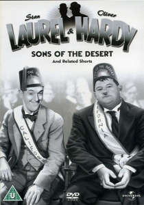 Laurel & Hardy - Sons Of Desert & Related Shorts