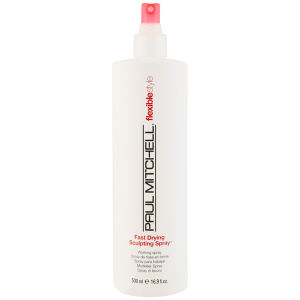 Paul Mitchell Fast Drying Sculpting Spray (500 ml)
