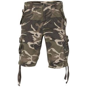Ringspun Men's Iniesta Shorts - Sage Camo Print