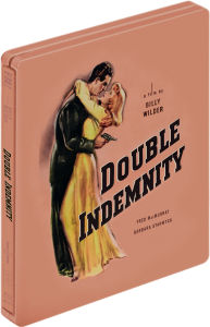 Double Indemnity - Steelbook Edition