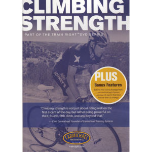 Carmichael Training Systems DVD Series - Climbing Strength