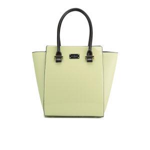 Paul's Boutique Mila Tote Bag - Cream/Burgundy