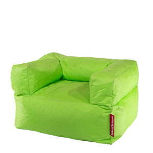 Beachbum Arm Chair Bean Bag - Green