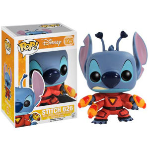 Disney Lilo and Stitch Stitch Experiment 626 Spacesuit Funko Pop! Vinyl