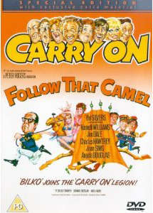 Carry On Follow That Camel (Speciale Editie)
