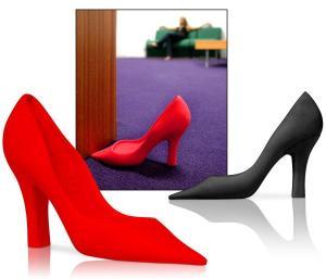 Foot in the Door Stilettos