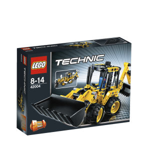 LEGO Technic: Mini Backhoe Loader (42004)