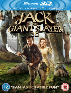 Jack Giant Slayer 3D (Bevat 2D Version en UltraViolet Copy)
