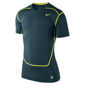 Nike Men's Core Compression Short Sleeve Top 2.0 - Nightshade