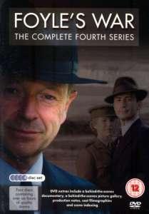 Foyles War - Seizoen 4 - Compleet