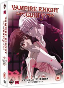 Vampire Knight Guilty - Complete Serie (Aflevering: 1-13)