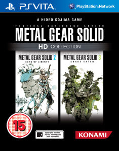 Metal Gear Solid HD Collection (Vita)