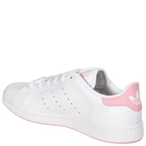 sbgzh adidas Women's Stan Smith Trainers - White/Pink Sports & Leisure