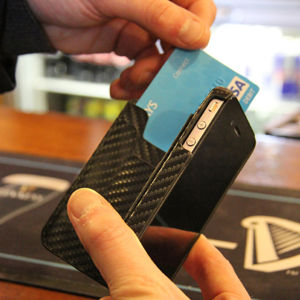 iWallet Case for iPhone 4