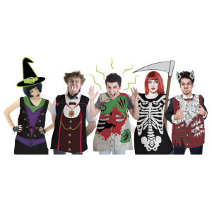 Emergency Outfits - Spooky (Pack of 5)