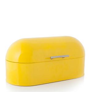 Cook In Colour Dome Bread Bin - Yellow