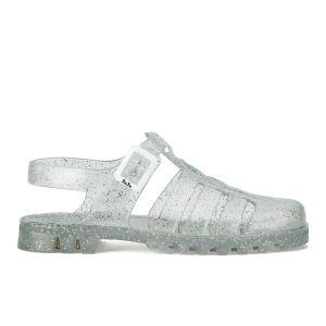 JuJu Women's Maxi Jelly Sandals - Multi Glitter