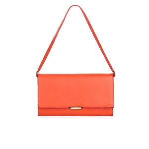 Fiorelli Dixie Clutch/Shoulder Bag - Mandarin Red