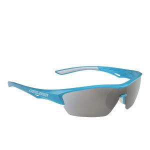 Salice 011 CRX Sport Sunglasses - Photochromic - Turquoise/CRX Smoke
