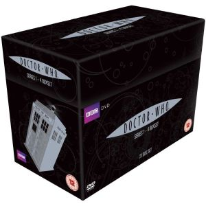 Doctor Who - Temporadas 1-4 - Completa