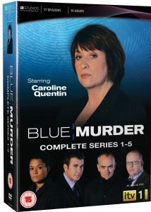 Blue Murder: Seizoen 1-5 - Compleet