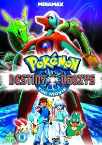 Pokemon: Destiny Deoxys