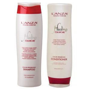 L'Anza Colour Care Duo (Worth £49.90)