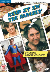 Keep It In The Family - Seizoen 3 - Compleet