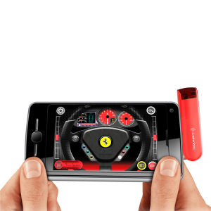 iPhone Controlled Smart Control Ferrari Enzo