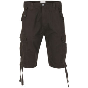 55 Soul Men's Conway Shorts - Charcoal