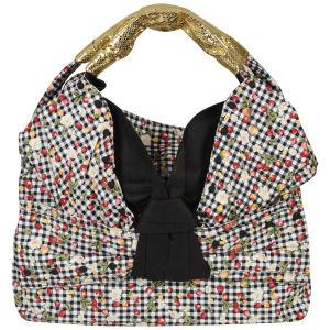 Irregular Choice May Contain Nuts Handbag - Black Picnic