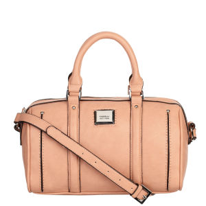 Fiorelli Hope Zip Top Grab/Cross Body Bag - Dusky Pink