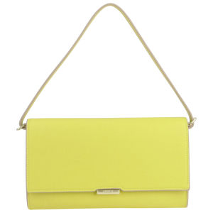 Fiorelli Dixie Clutch/Shoulder Bag - Limeade