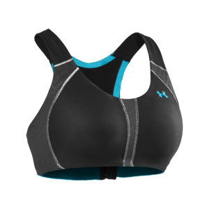 Under Armour Women's Armour Bra - Cup B - Black