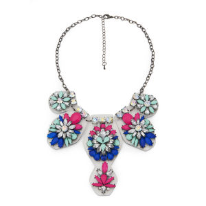 Impulse Women's Statement Necklace - Multi