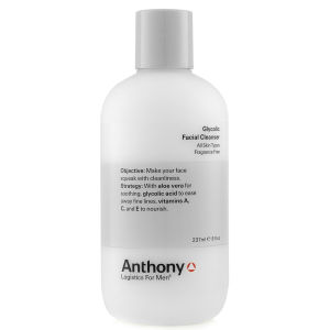 Anthony Glycolic Facial Cleanser (237ml)