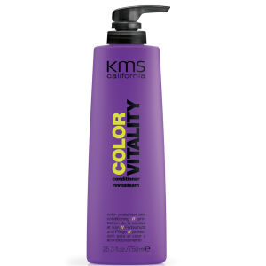 Après-shampooing Color Vitality KMS California 750 ml