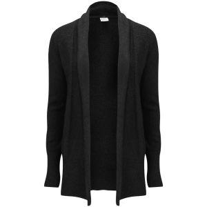 Vero Moda Women's Long Sleeve Open Cardigan - Black