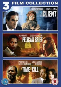 The Client / Pelican Brief / Time to Kill