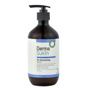 Oil Balancing Soap Free Wash de DermaSukin (500ml)