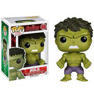 Marvel Avengers: Age of Ultron Hulk Funko Pop! Vinyl Bobblehead