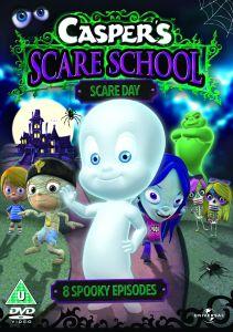 Casper's Scare School: Scare Day