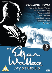 Edgar Wallace Mysteries - Volume 2
