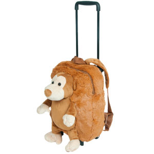 Cabin Max Monkey Trolley Rucksack - Brown