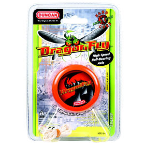 Duncan Dragonfly Yo-Yo - Orange