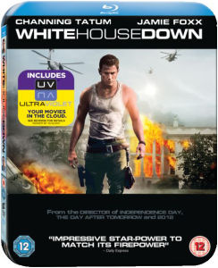 White House Down - Steelbook Editie (Bevat UltraViolet Copy)