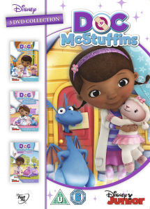 Doc McStuffins Triple: Mobile Clinic / Time for Your Check Up / A Little Cuddle