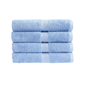 Christy Verona Towel - Cornflower